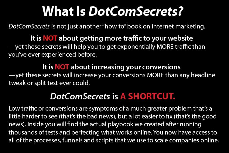 What is DotCom Secrets